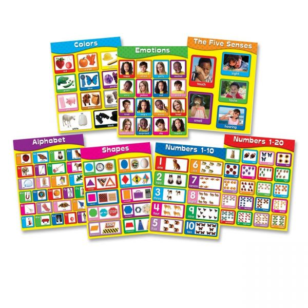 Early Learning Charlet Set