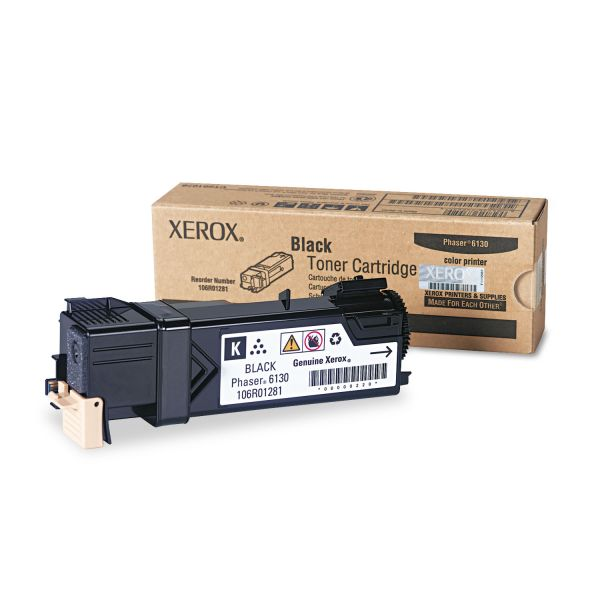 Xerox 106R01281 Black Toner Cartridge