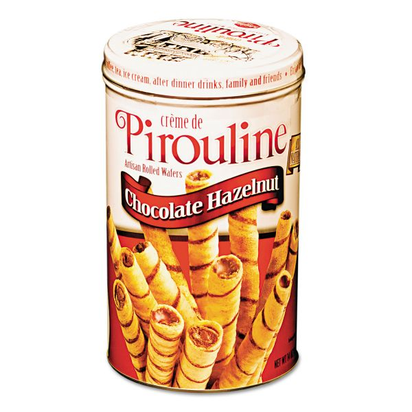 Creme De Pirouline Rolled Wafers