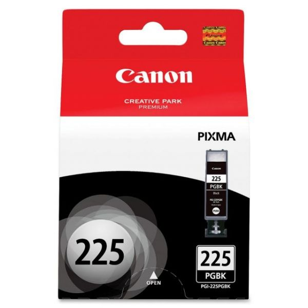Canon PGI-225 Pigment Black Ink Cartridge (4530B001)