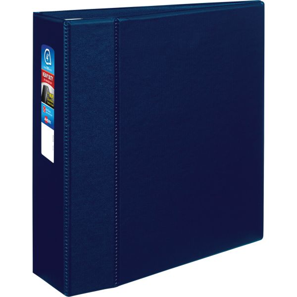 "Avery Heavy-Duty Reference 4"" 3-Ring Binder"