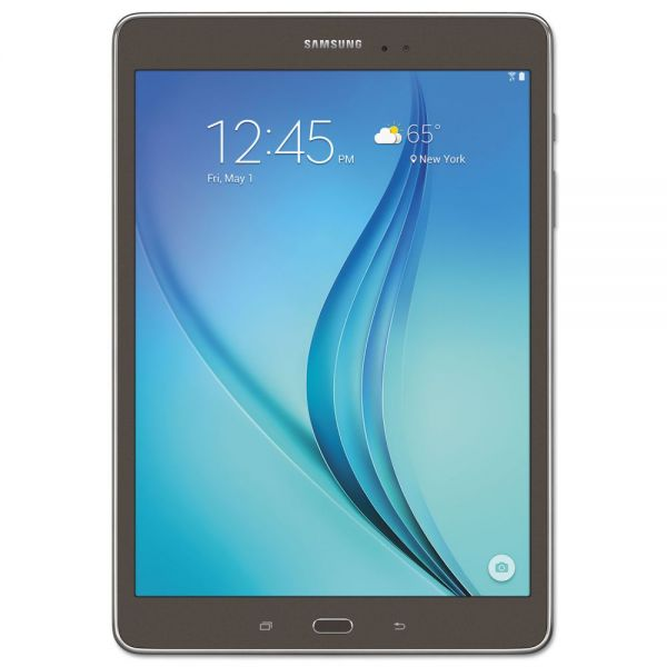"Samsung Galaxy Tab A 9.7"" Tablet, 16 GB, Wi-Fi, Smoky Titanium"
