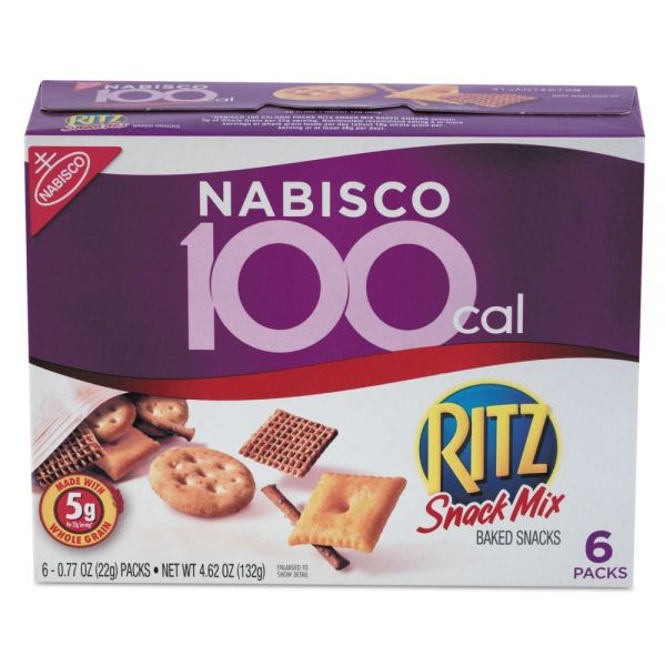 Nabisco 100 Calorie Ritz Snack Mix