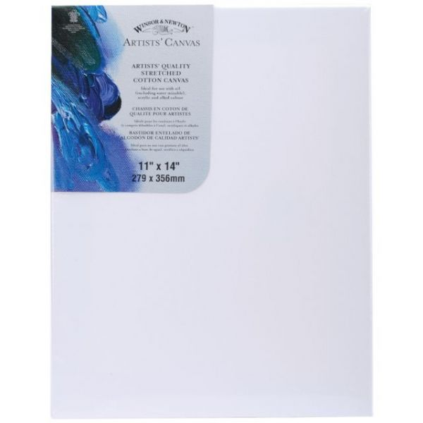 Artists' Quality Stretched Canvas Boards