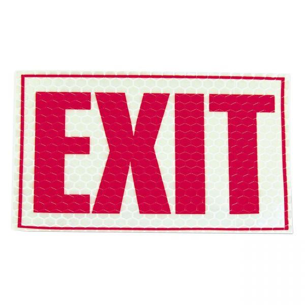 "Miller's Creek ""Exit"" Sign"