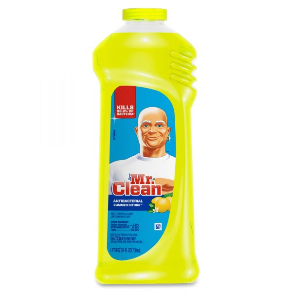 Mr. Clean Antibacterial Multi-Surface All-Purpose Cleaner