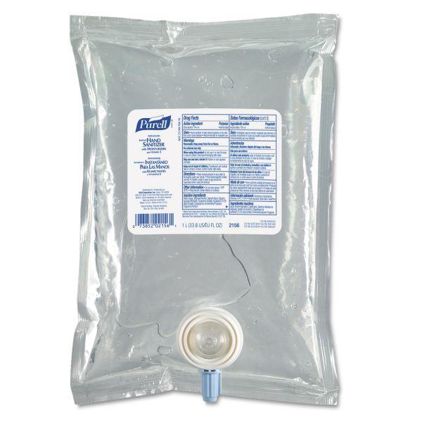 PURELL Advanced Instant Hand Sanitizer Refills