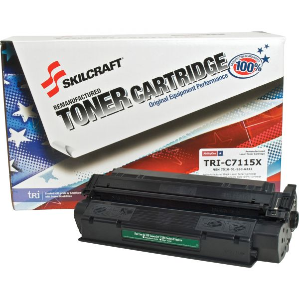 Skilcraft Remanufactured HP 5606233 Toner Cartridge