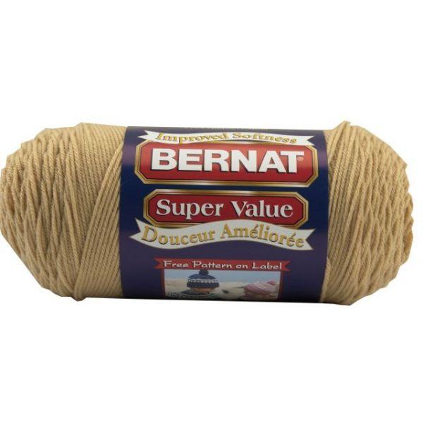 Bernat Super Value Yarn - Dark Heather