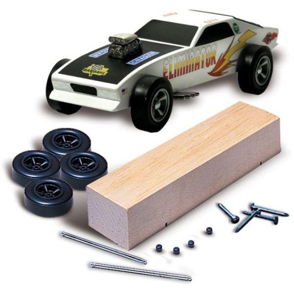 Pine Car Derby Car Kit