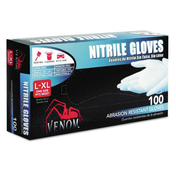 Medline Venom Disposable Nitrile Exam Gloves