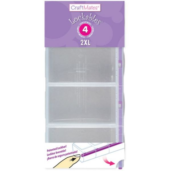 Craft Mates Lockables 2XL Organizer
