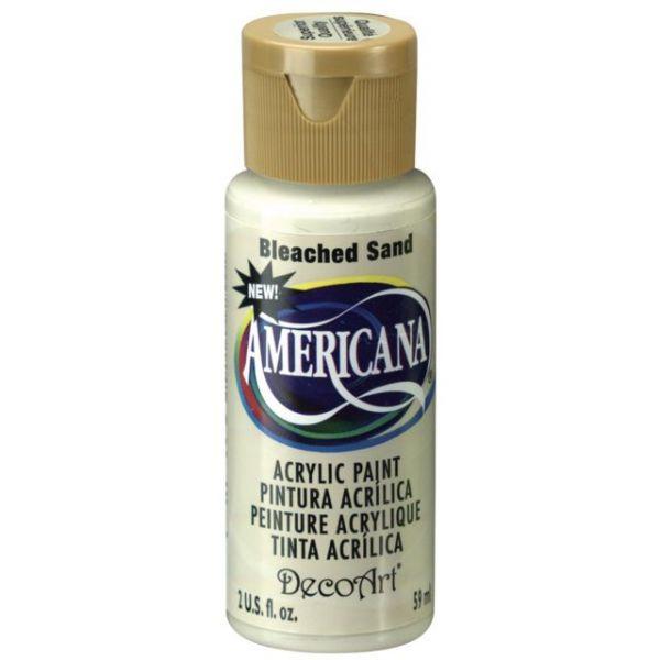 Deco Art Americana Bleached Sand Acrylic Paint