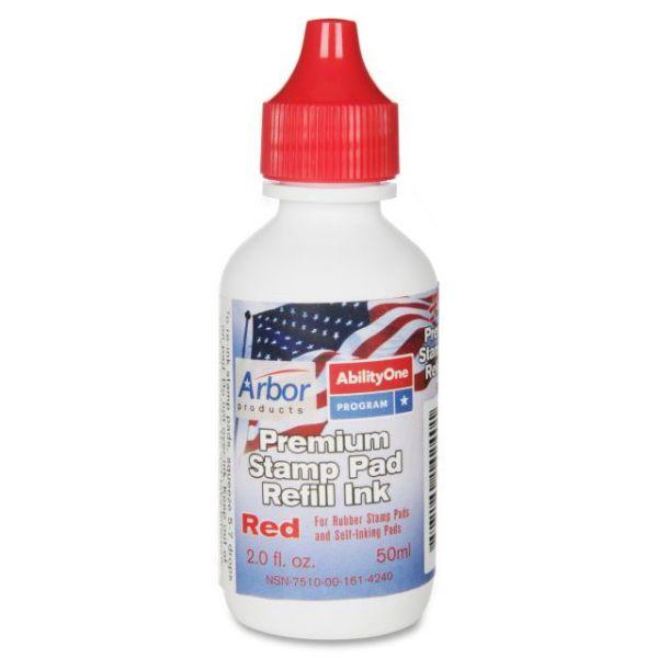SKILCRAFT Stamp Pad Ink Bottle