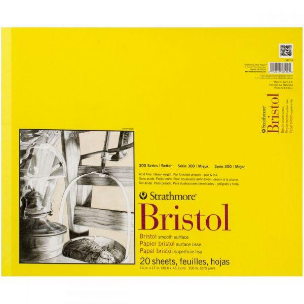 Strathmore Acid Free Bristol Paper Pad