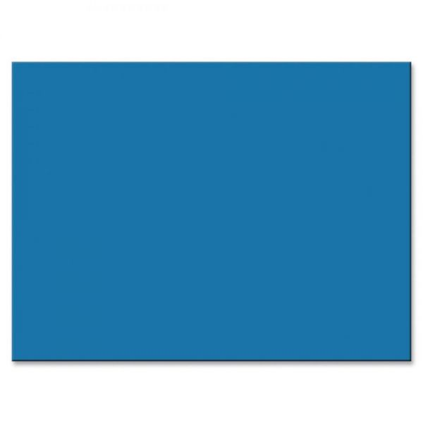 Pacon Tru-Ray Sulphite Blue Construction Paper