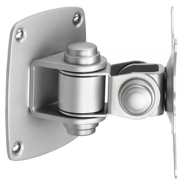 BALT Low Profile Wall Mount for Flat Panel Monitor, Silver
