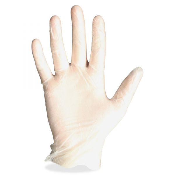 Protected Chef Disposable Vinyl General Purpose Gloves
