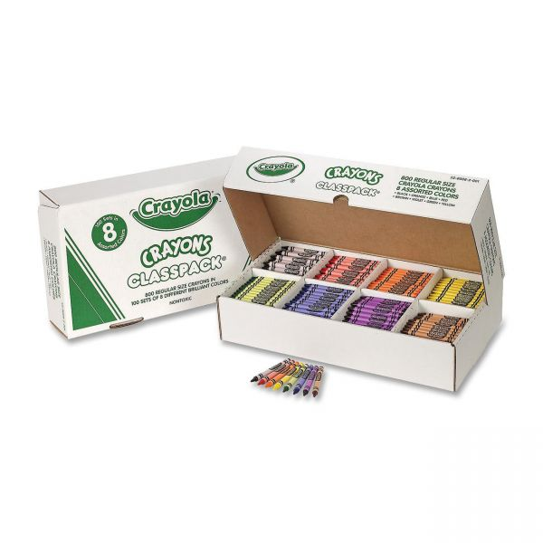 Crayola Classic Classpack Crayons