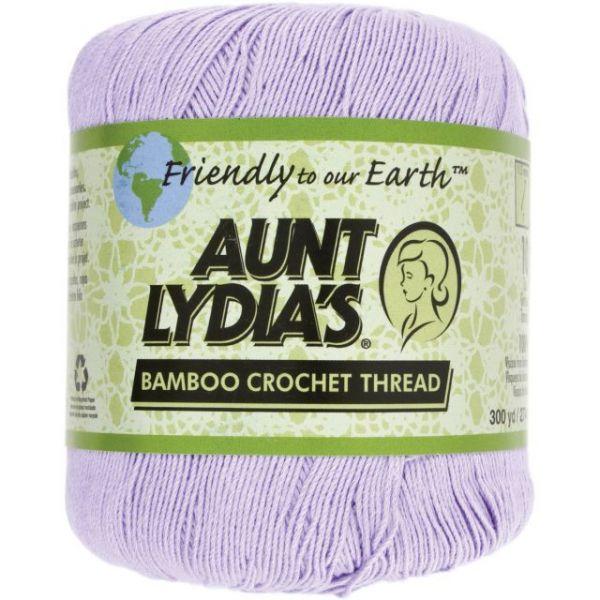 Aunt Lydia's Bamboo Crochet Thread