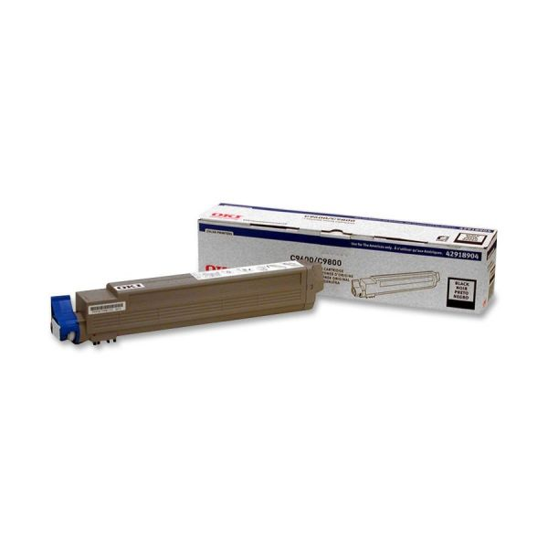 Oki 42918904 Black Toner Cartridge