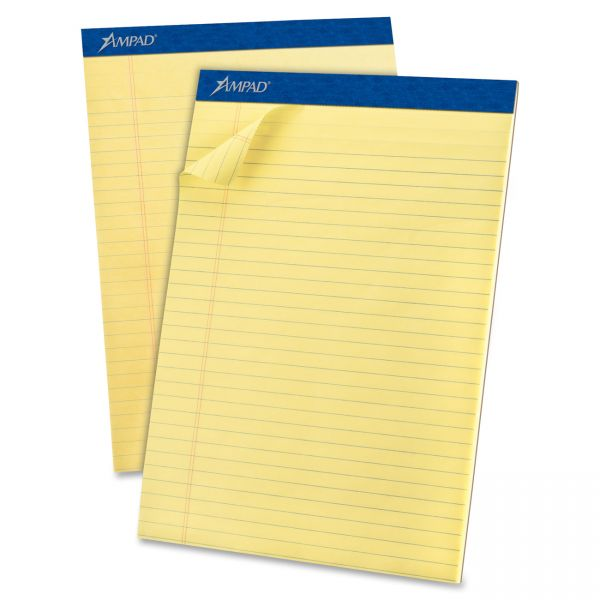 Ampad Letter-Size Legal Pads