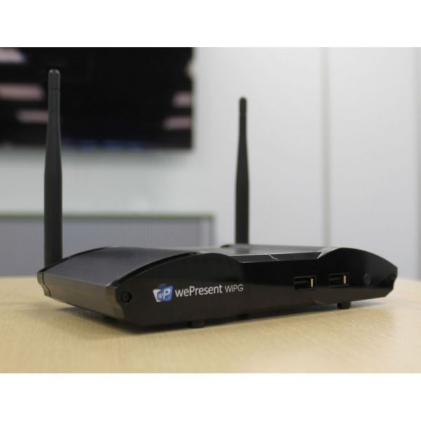 WePresent WiPG-2000 IEEE 802.11a/b/g/n Wireless Presentation Gateway