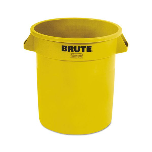 Rubbermaid Commercial Round Brute 10 Gallon Trash Cans