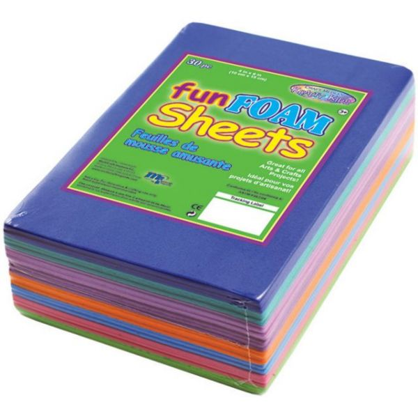 Fun Foam Sheets
