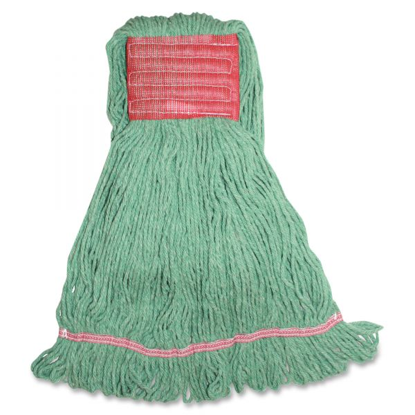 Genuine Joe Synthetic Blend Mop Head