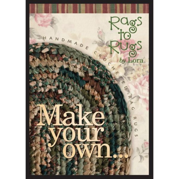 Make Your Own Rag Rug By Lora DVD