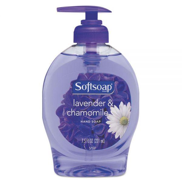 Softsoap Elements Liquid Hand Soap