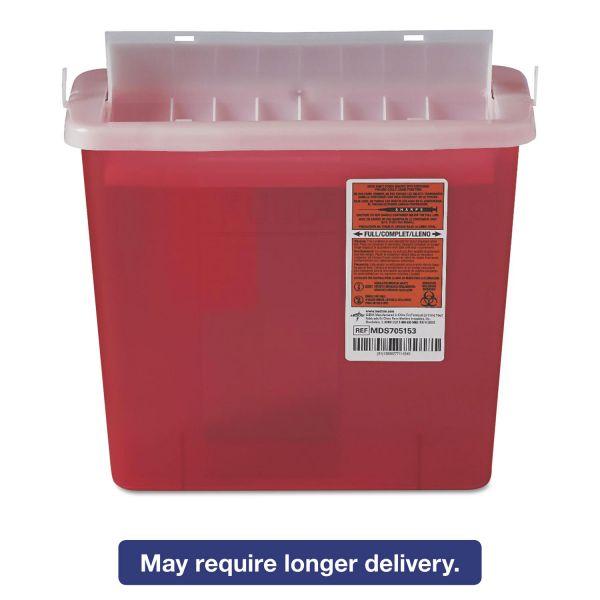 Medline Sharps Disposal System