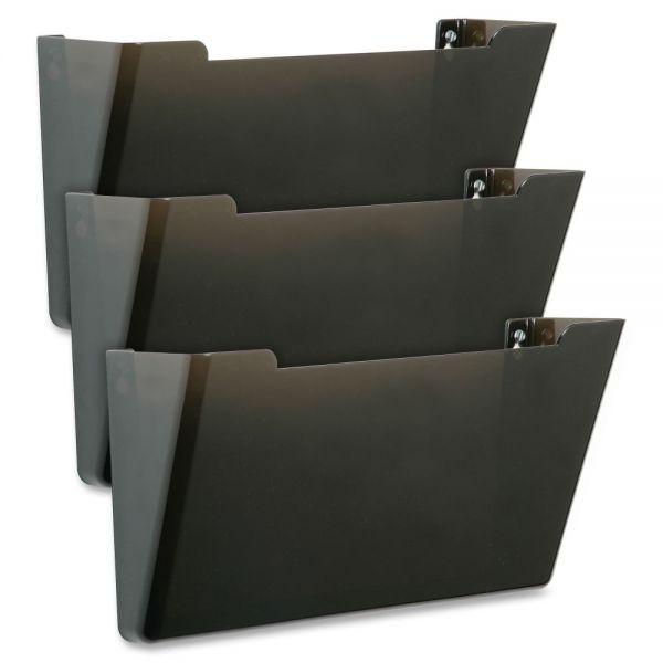 SKILCRAFT Vertical Hanging Wall File Pockets