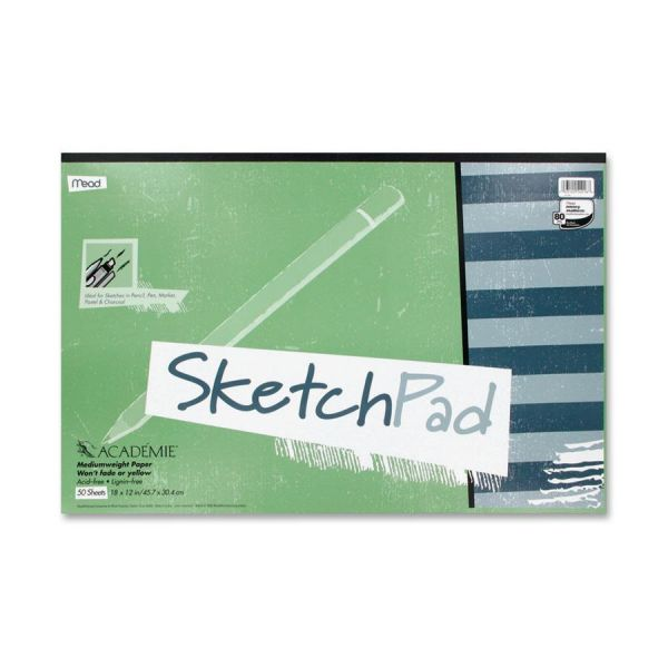 Mead Academie Sketch Pad