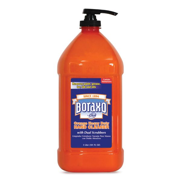 Boraxo Orange Heavy Duty Hand Soap