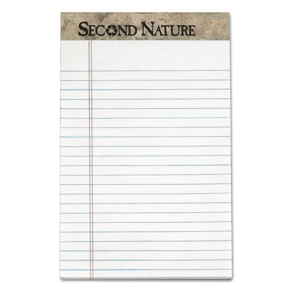 Second Nature Junior Legal Pads