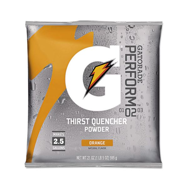 Gatorade G2 Low Calorie Orange Powdered Drink Mix