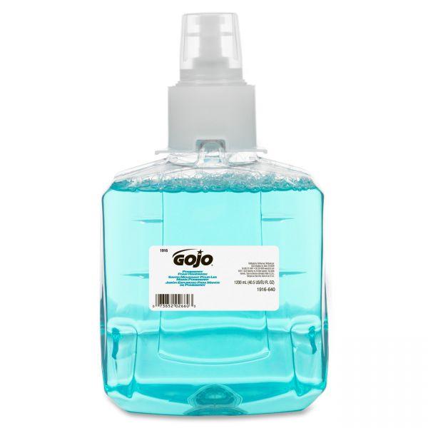Gojo LTX-12 Pomeberry Foam Hand Soap Refills