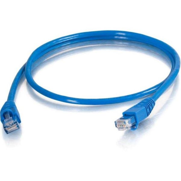 3ft Cat5e Snagless Unshielded (UTP) Network Patch Cable (TAA Compliant) - Blue