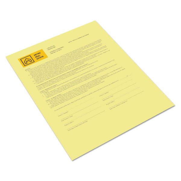 Xerox Carbonless Single-Part Computer Paper