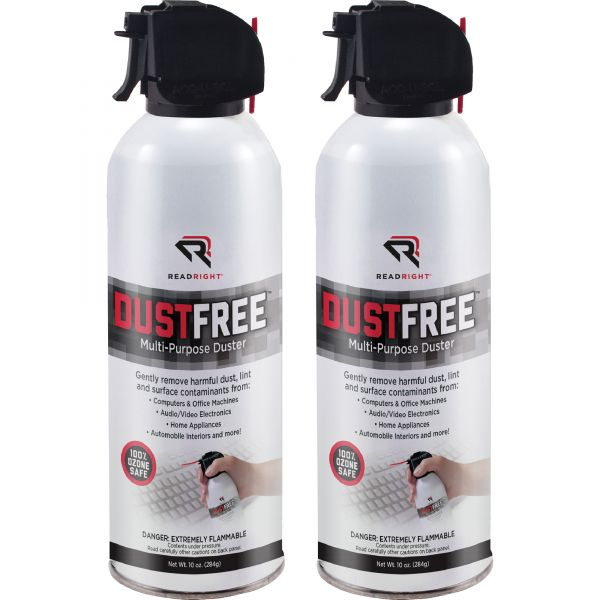 Read Right Canned Air Dust Free Duster
