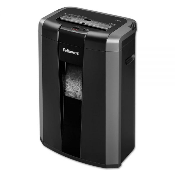 Fellowes Powershred 76Ct Cross-Cut Shredder, 16 Sheet Capacity