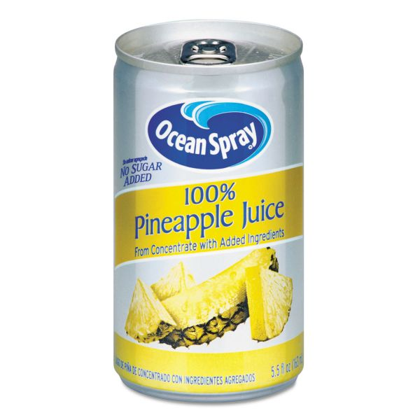 Ocean Spray 100% Pineapple Juice