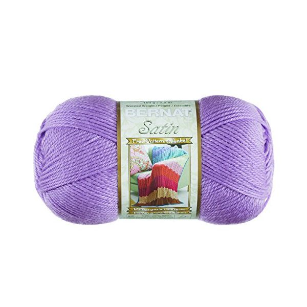 Bernat Satin Yarn - Star Dust