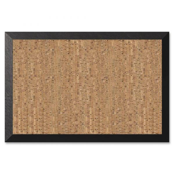 MasterVision Natural Cork Bulletin Board