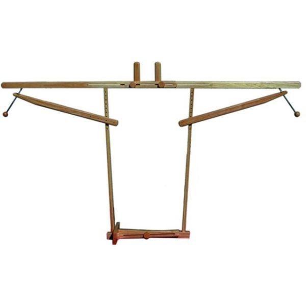 Wooly Board Adjustable Blocking Frame