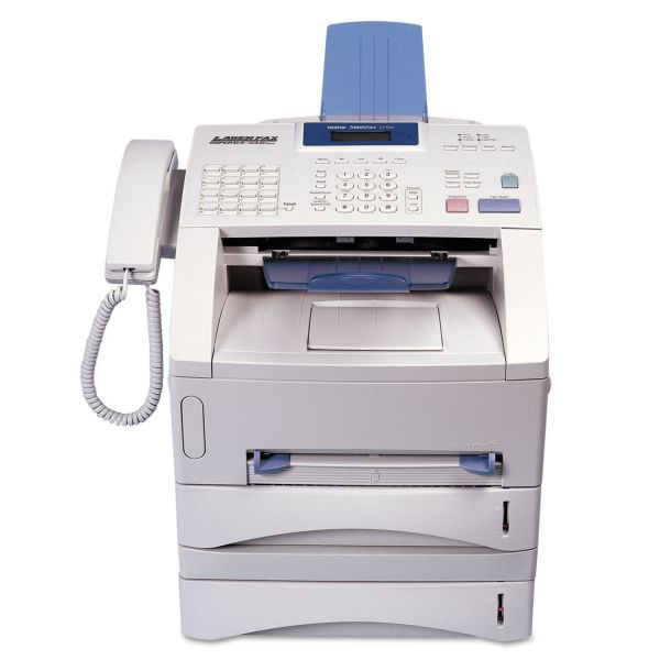 Brother IntelliFAX 5750e Monochrome Laser Multifunction Printer