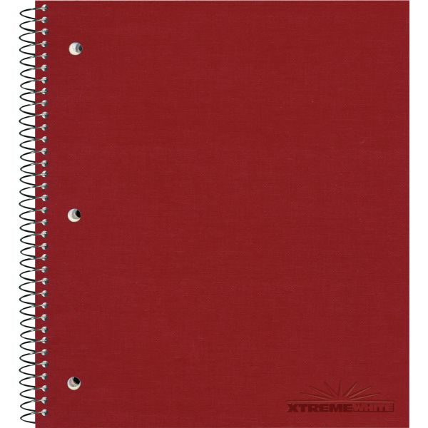 Rediform The Stuffer College Ruled Spiral Notebook