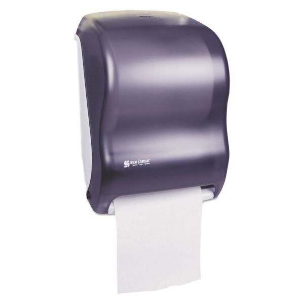 San Jamar Electronic Tear-N-Dry Paper Towel Dispenser